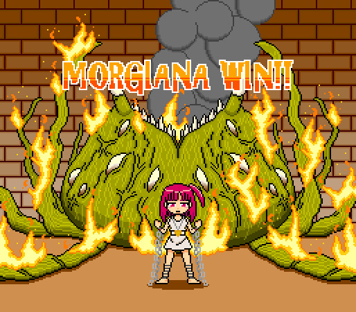 モルジアナ WIN!!