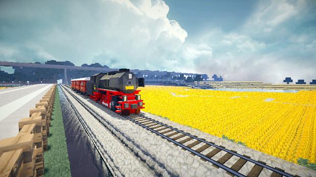【Minecraft】 美濃鉄道