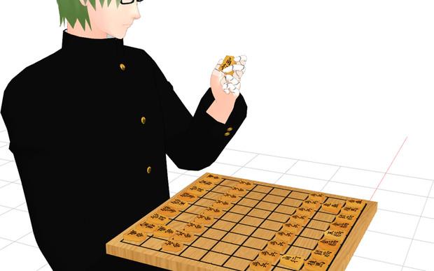 将棋セット【アクセサリ配布】