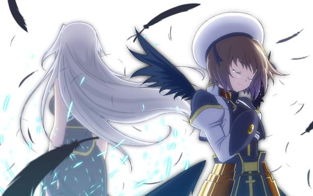 夜天の主とその騎士