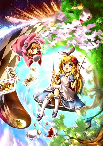 不思議の常世の国のアリス