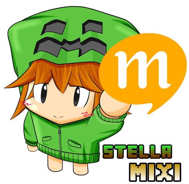 【クリーパーカー】mixi用アイコン