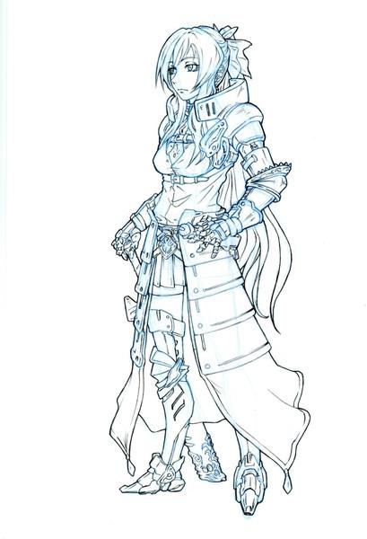 女騎士(`・ω・´)