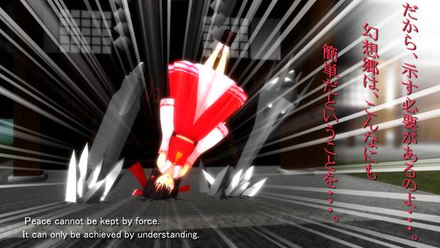 【東方MMD】これがラストミッション!