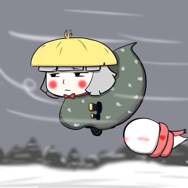 勘太郎 の 北風 小僧