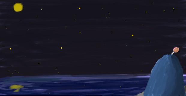 もけけの星を思ふ