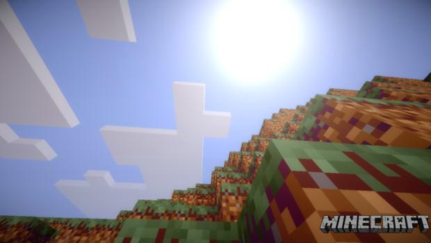 【Minecraft】山岳【影MOD】