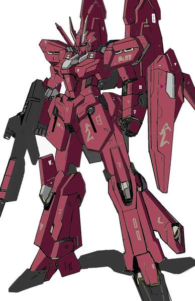 RXー0Ⅱ(RX-97)  バイコーン(ガンダム)