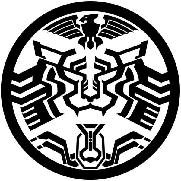 006 仮面ライダーオーズ タトバコンボ・スーパータトバコンボのライダーズクレスト