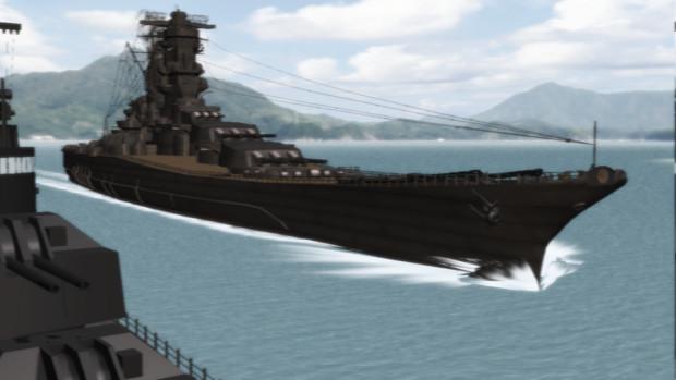MMD】大和以下第二艦隊出撃ス【...