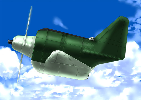 設計班「超強力機を設計しました!」 航空隊長「!!!!」