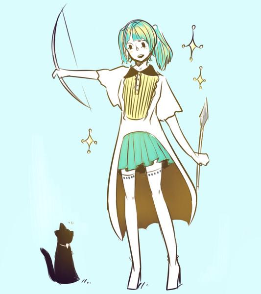 弓矢少女 アカノ さんのイラスト ニコニコ静画 イラスト