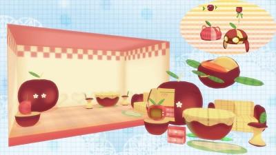 リンゴステージ2