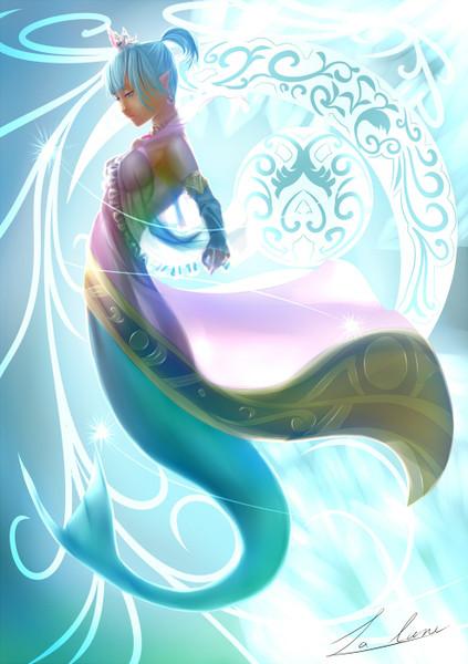 人魚姫 ラ リューン さんのイラスト ニコニコ静画 イラスト
