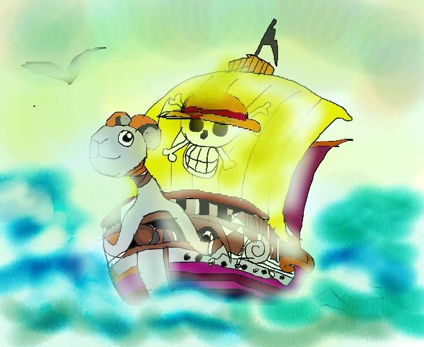 海賊船ブギウギ ニコニコ静画 イラスト
