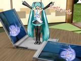 【MMD】CDケース【モデル配布】