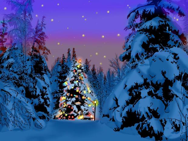 クリスマスツリー 翔ちゃん さんのイラスト ニコニコ静画 イラスト