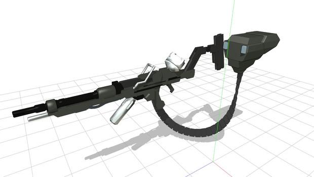 【OMF3】試製99式電磁投射砲