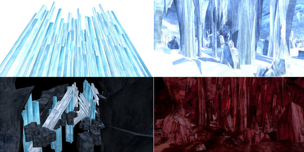 【配布】洞窟のようなもの