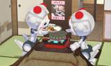 【MMD-OMF3】コミッサちゃんセット(とおまけ)配布