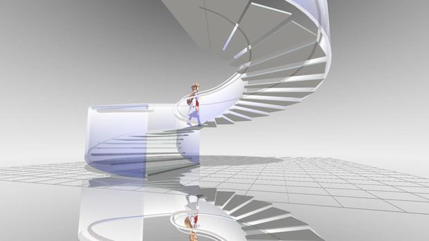【MMD-OMF3】螺旋階段