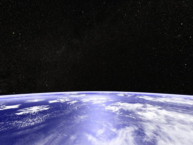 【MMD-OMF3】 地球低軌道ステージ