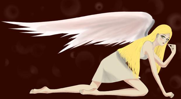 天使 (赤)