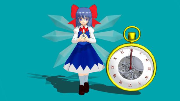 【OMF3】懐中時計