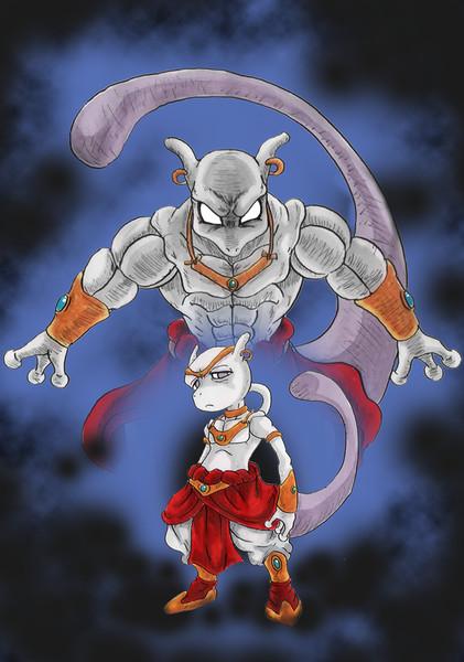伝説の超人造ポケモン