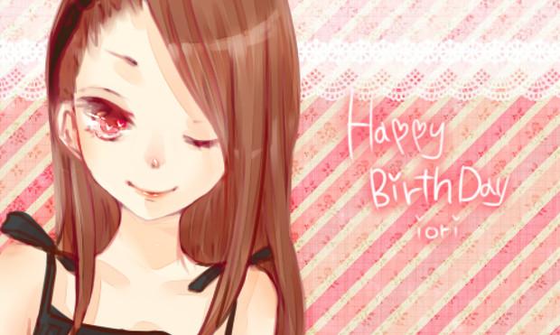 Happy Birthday*Iori