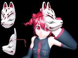 【MMD-OMF3】狐面