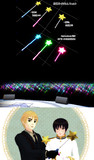 【MMD-OMF3】星型サイリウム Ver.1.1【アクセサリ配布】