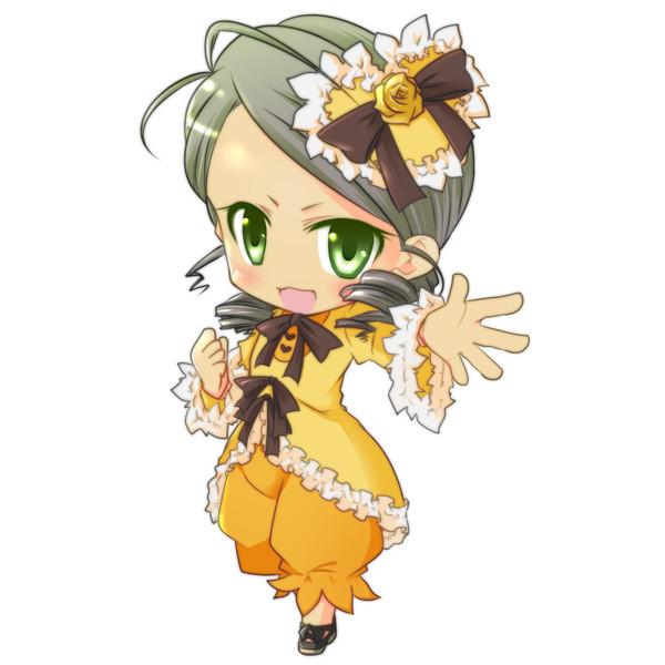 金糸雀さん
