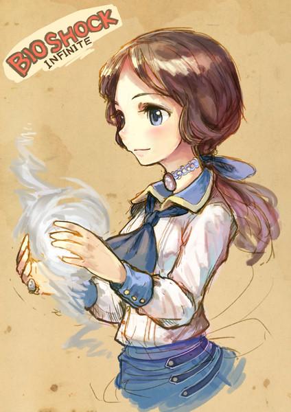 エリザベスさん