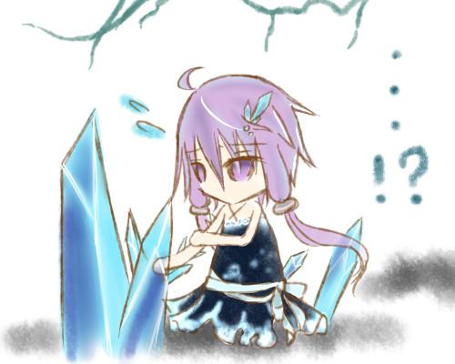 水晶・・・