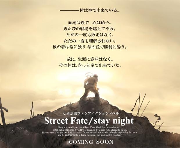 Street Fate╱stay night ZERO