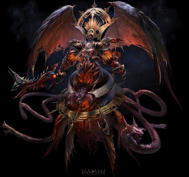 wakarahennna作の悪魔