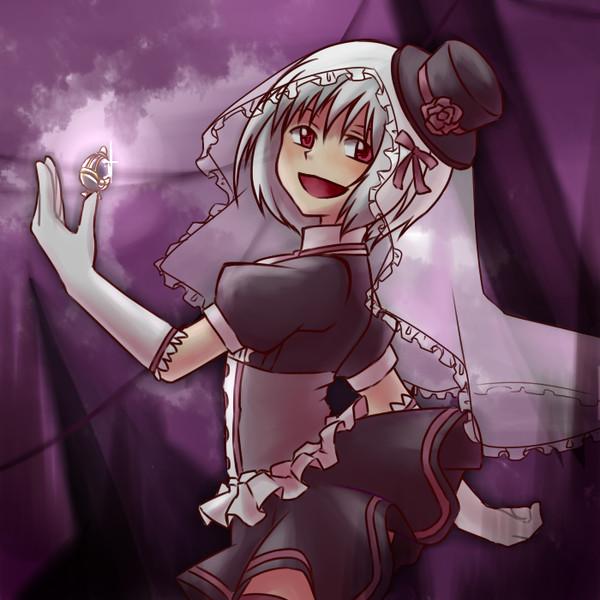 絶望の花嫁