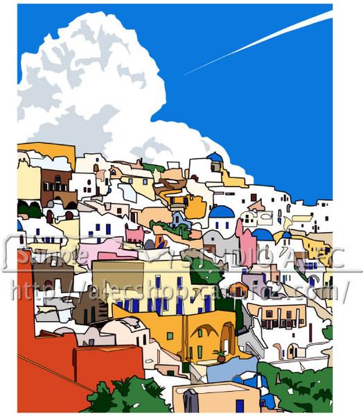 Pastel TownⅡ