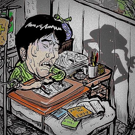ワンピースの尾田栄一郎さん入院中