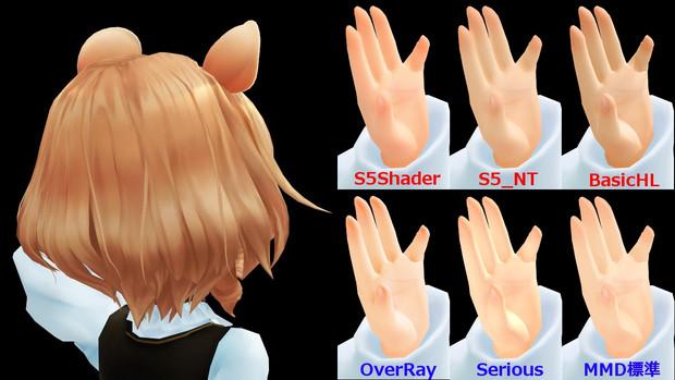 S5Shader 実験中の2 (比較)