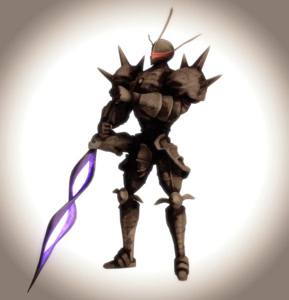 FFT暗黒騎士風