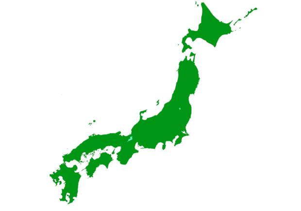 九州本土まで