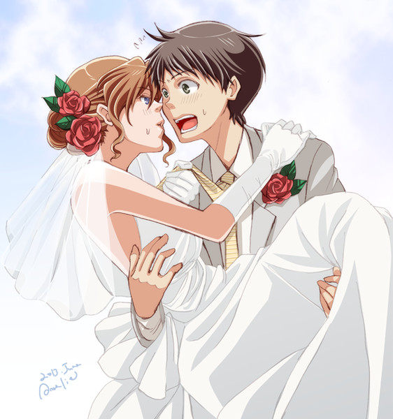 Shinji asuka wedding