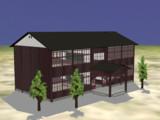 木造校舎モデル配布