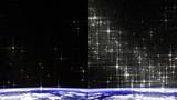 MMD用地球低軌道ステージ(オートルミナス対応)