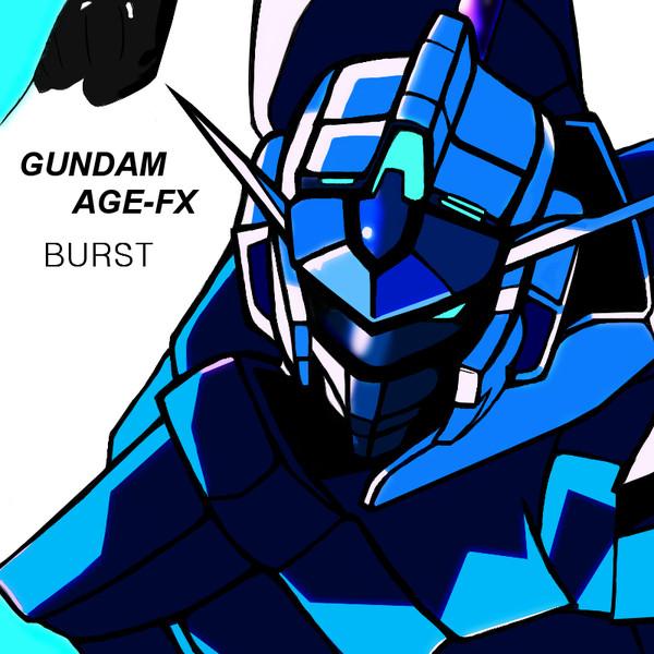 ガンダム AGE-FX BURST