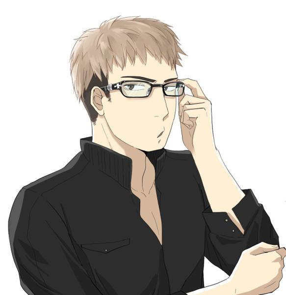 進撃の眼鏡シリーズ