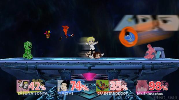 大乱闘スマッシュブラザーズWiiUの最新画像を入手!