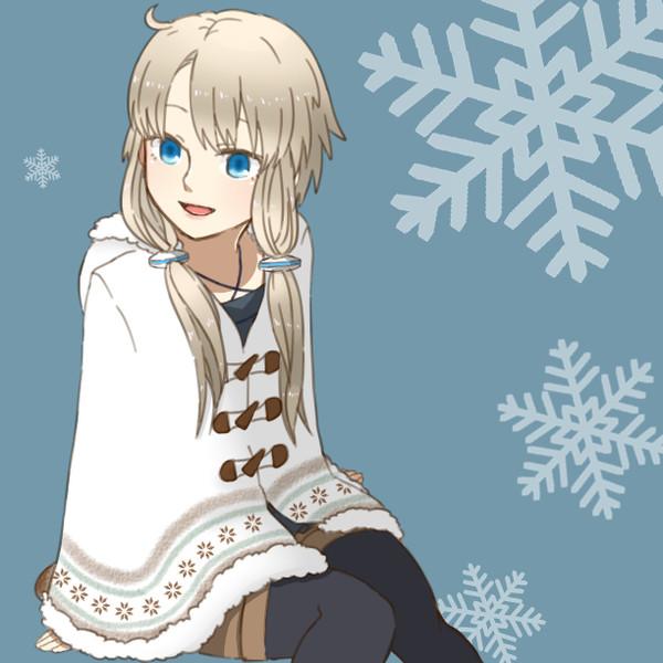 ❆雪ゆかりさん❆